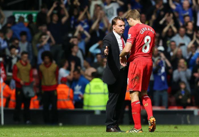 Brendan Rodgers, Liverpool