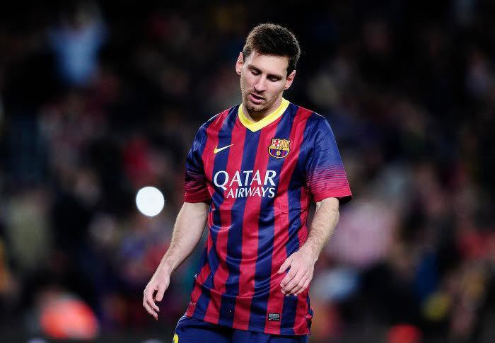 Barcelone : La mise au point musclée du père de Lionel Messi !