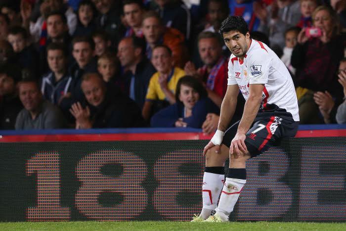 Luis Suarez n'écarte pas un départ vers…