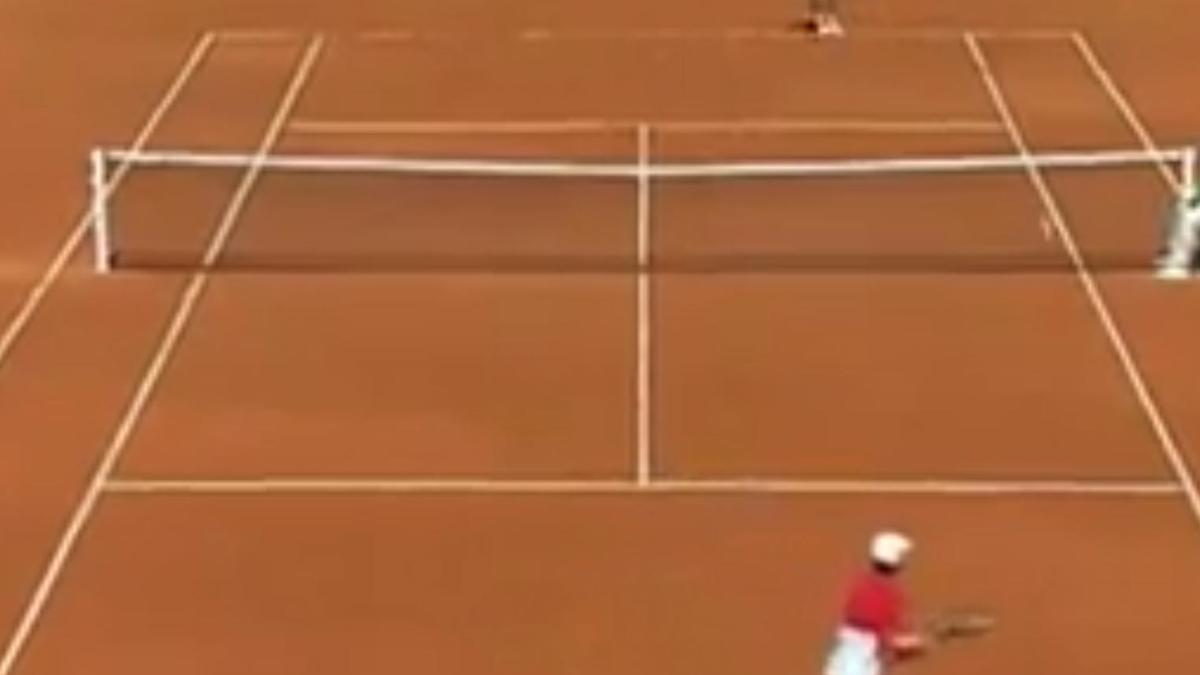 Tennis - Roland Garros 2004 : Santoro vs Cl�ment, le match le plus long (vid�o)
