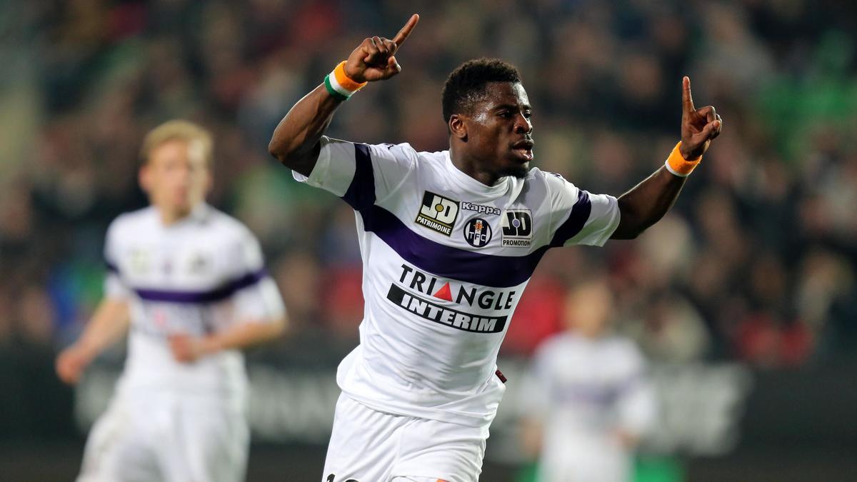 Serge Aurier, Toulouse FC