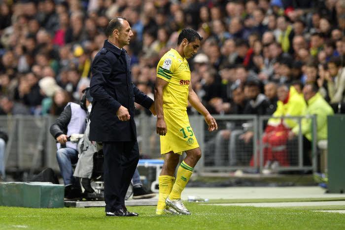 Michel Der Zakarian et Banel Nicolita, FC Nantes