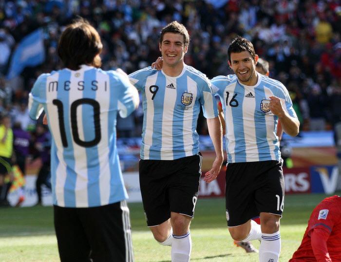 CDM Brésil 2014 - Argentine : Les 30 de l'Argentine !
