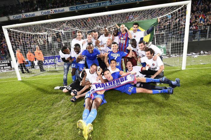 Ligue 2 : Caen fête la montée en Ligue 1 !