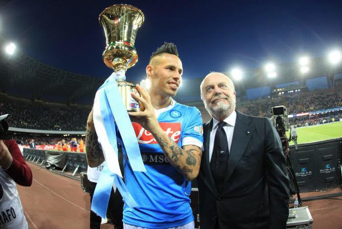 PSG/Chelsea : Hamsik donne la tendance pour son avenir