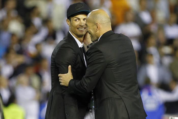Zidane : «Cristiano Ronaldo est un génie»