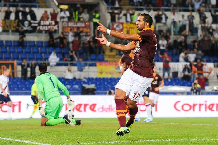 Mehdi Benatia, AS Roma
