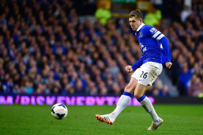 John Stones, Everton
