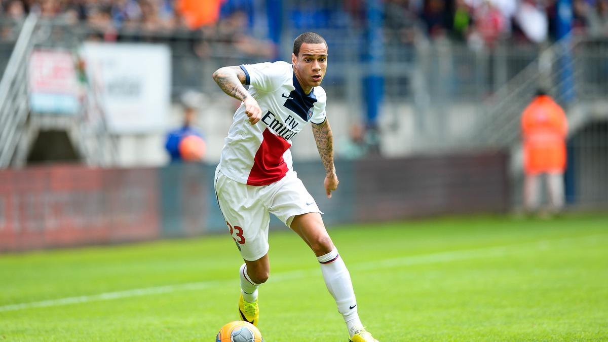 Gregory Van der Wiel, PSG