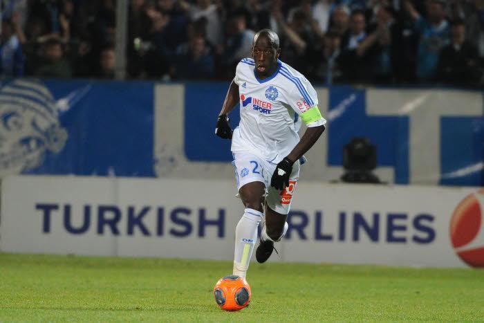 Souleymane Diawara, OM