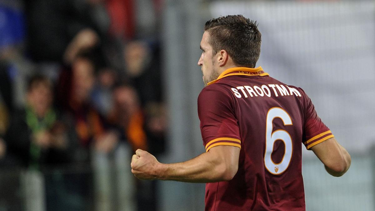 Kevin Strootman, AS Roma