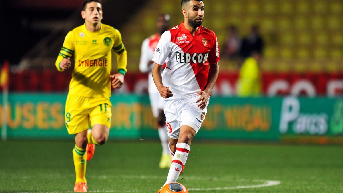 Mounir Obbadi, AS Monaco