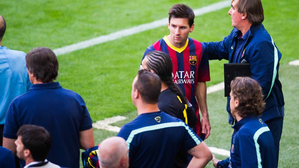 Messi confirme ses propos sur un départ du Barça !