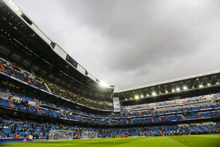 Stade Santiago Bernabeu