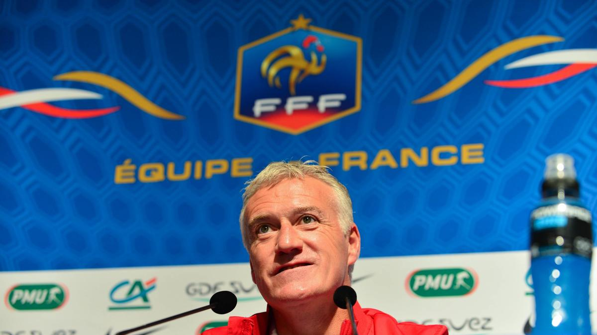 Didier Deschamps, Équipe de France