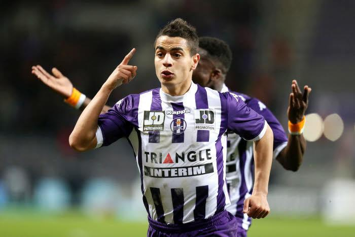 Wissam Ben Yedder, Toulouse FC