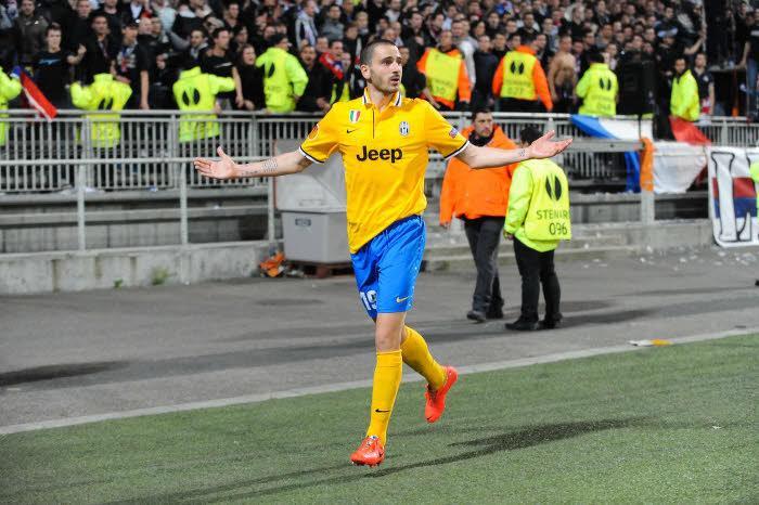 Leonardo Bonucci, Juventus Turin