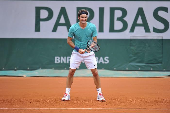 Tennis - Roland Garros - Federer : �Je suis confiant�