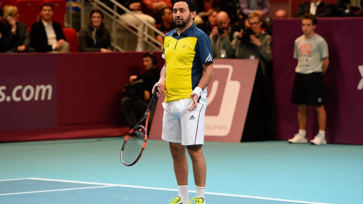 Tennis : Cyril Hanouna va jouer contre Aliz�e Cornet � Roland Garros !