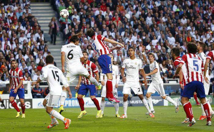 Ligue des Champions | Ligue des Champions - Real Madrid/Atlético Madrid : Quel a été le meilleur joueur de la finale ?