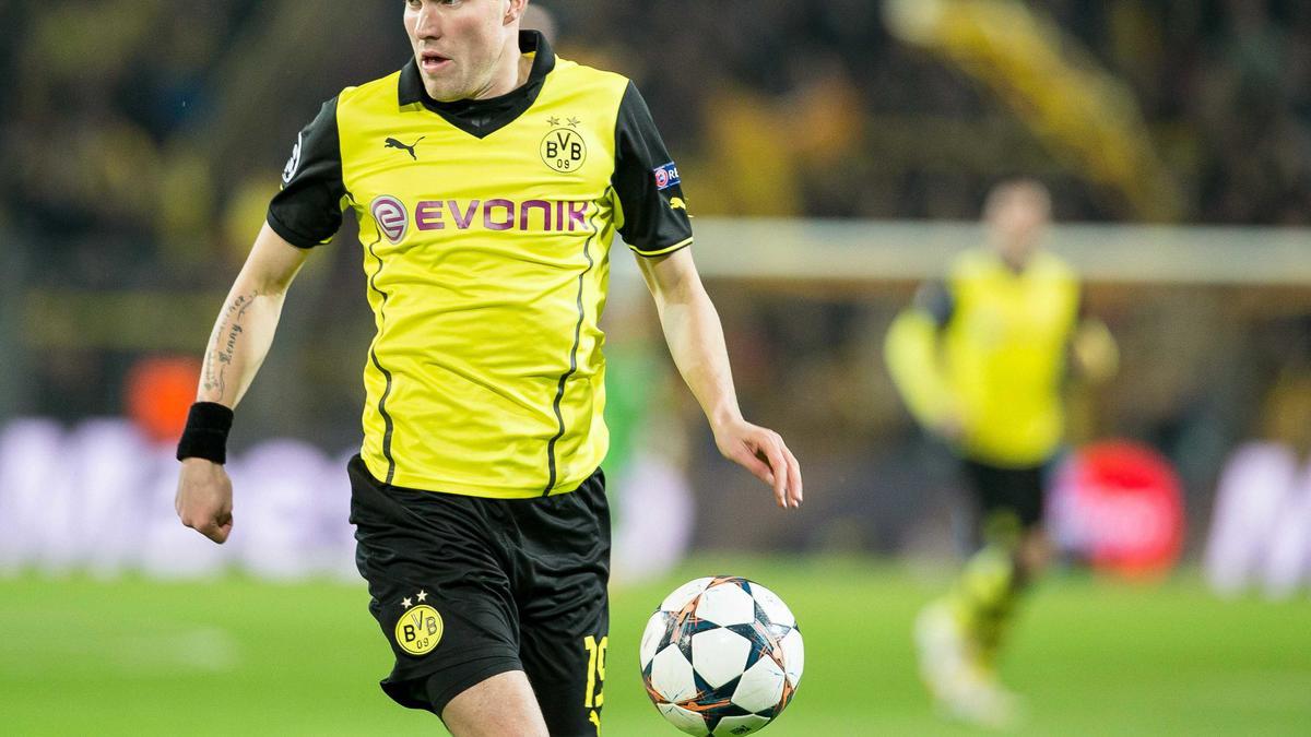 Kevin Grosskreutz, Borussia Dortmund