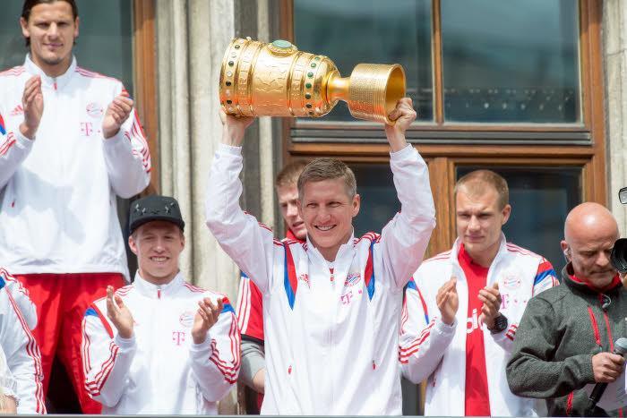 Schweinsteiger, Bayern Munich