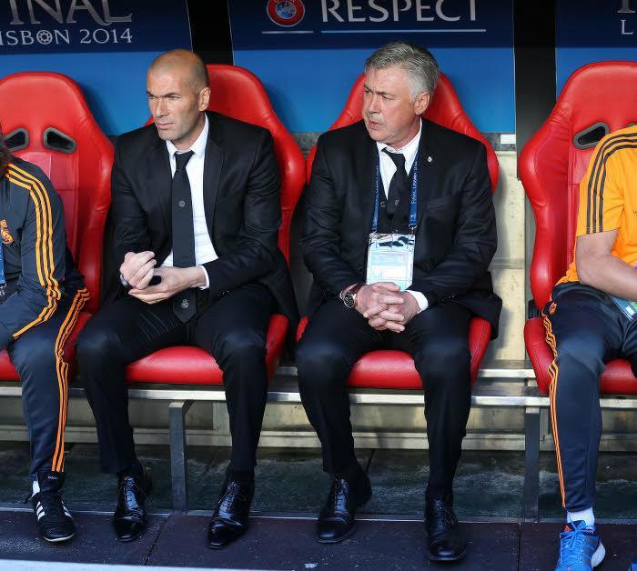 Zinédine Zidane, Real Madrid