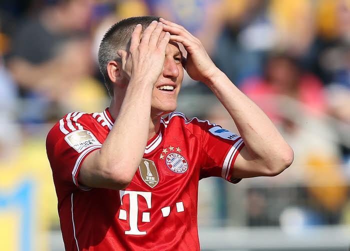 Bastien Schweinsteiger, Bayern Munich