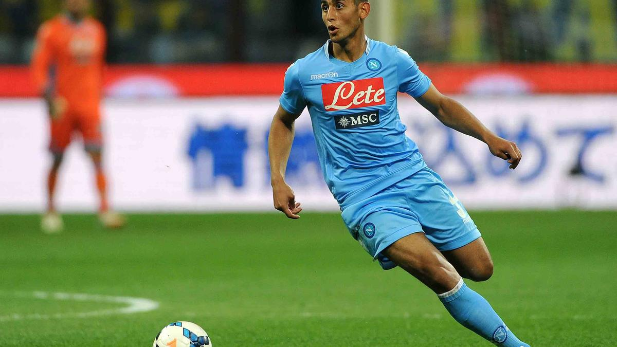 Faouzi Ghoulam, Naples