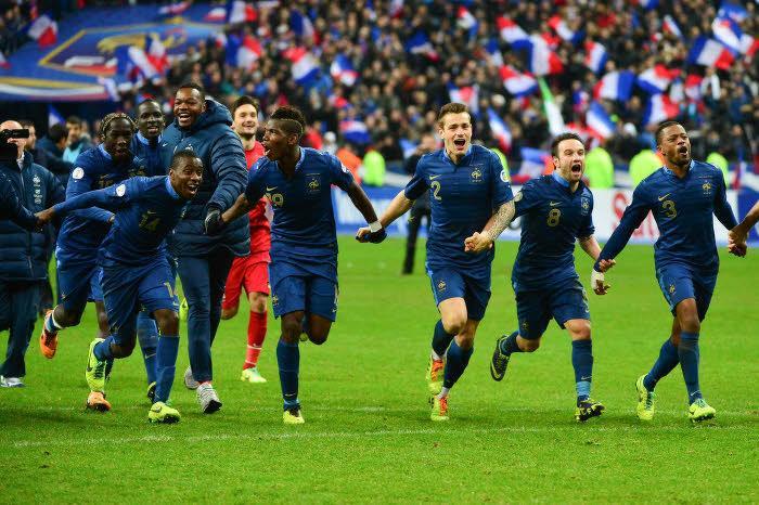 Quipe de france coupe du monde br sil 2014 les num ros des bleus d voil s - Coupe du monde de basket 2014 ...