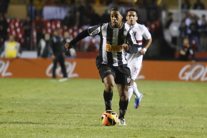 Ronaldinho, Atlético Mineiro