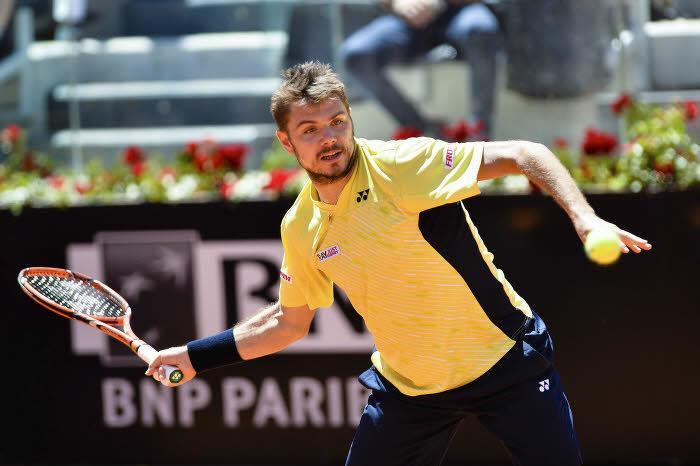Tennis - Roland-Garros : Wawrinka passe � la trappe !