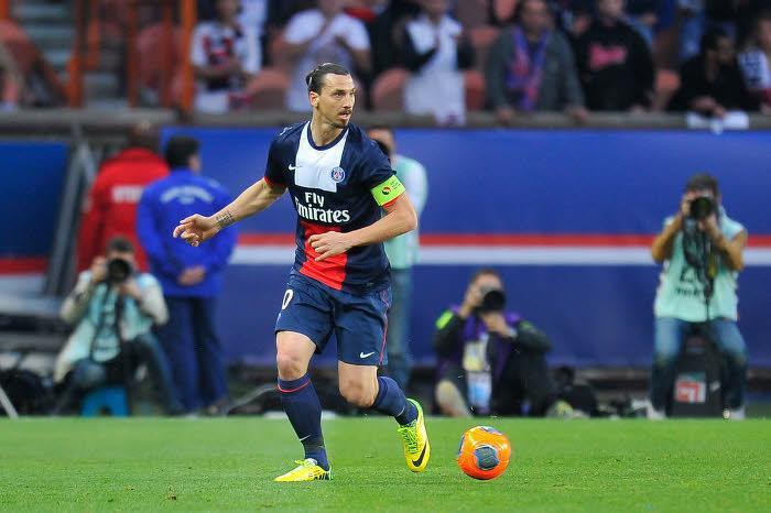 PSG : Quand Zlatan Ibrahimovic expose ses trophées sur les réseaux sociaux