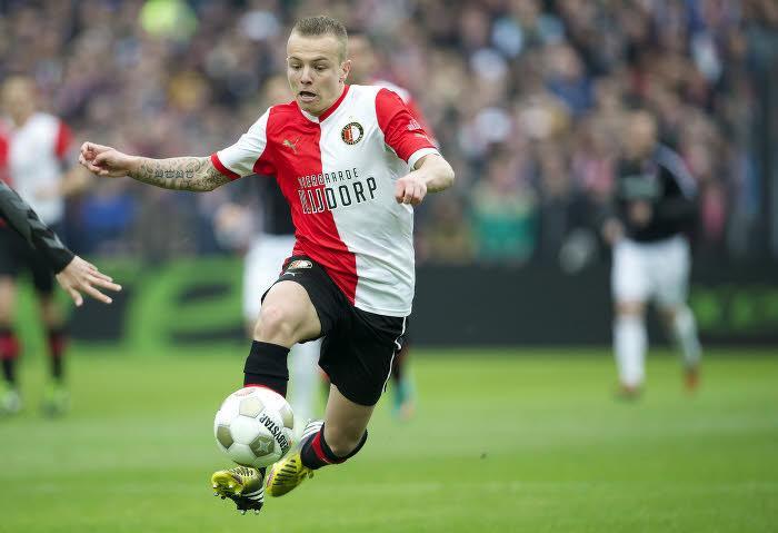 Jordy Clasie, Feyenoord Rotterdam