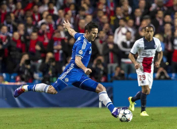 Chelsea : Lampard aurait quitté le club !