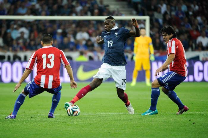 Paul Pogba, équipe de France