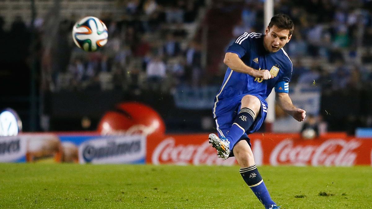 Pierre Ménès a un gros doute sur Messi