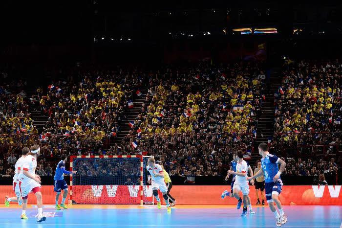 Handball handball coupe du monde 2017 les neuf villes qui accueilleront le mondial sont - Coupe du monde 2015 handball ...