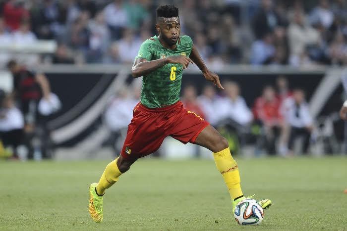 Alexandre Song, Cameroun