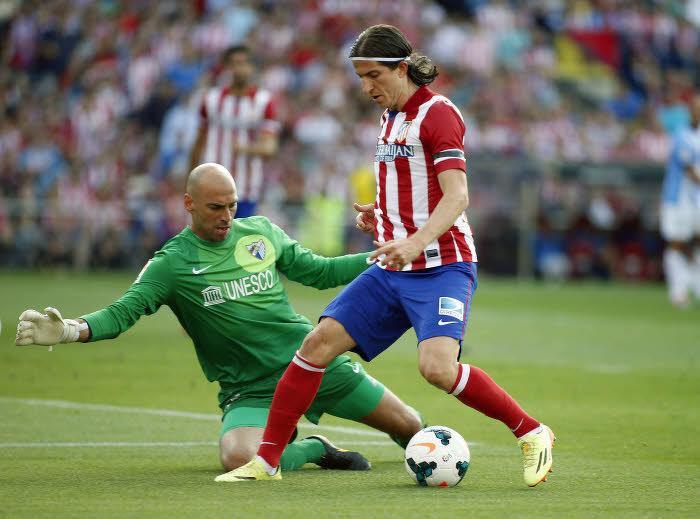 Filipe Luis, Atlético Madrid