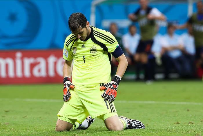 Maradona en rajoute une couche sur Casillas !