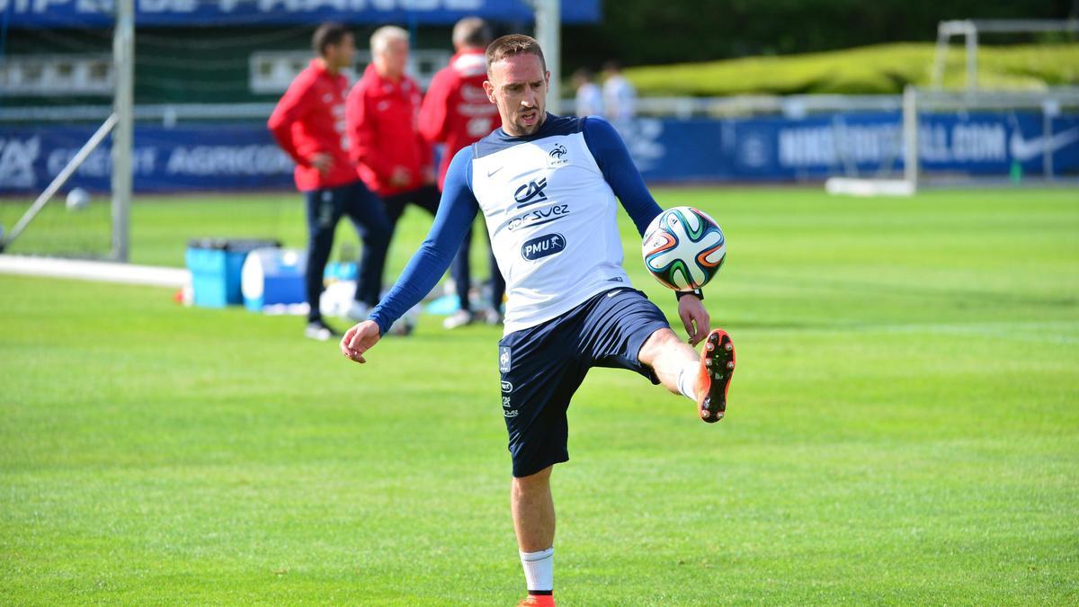 Daniel Riolo s'en prend à Ribéry…