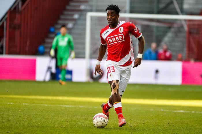 Michy Batshuayi, Standard de Liège
