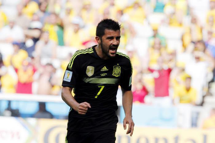 Villa : «Je jouerais jusqu'à 55 ans mais c'est impossible»