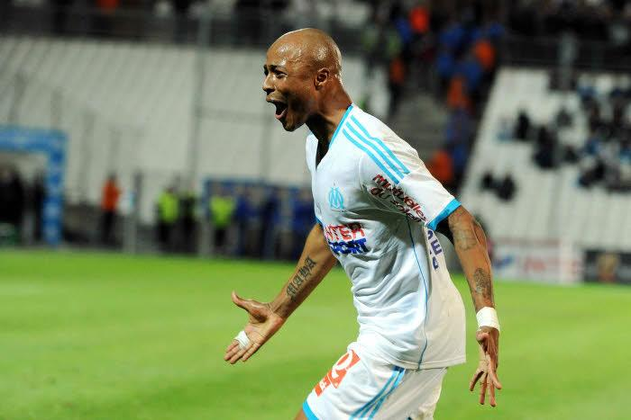 André Ayew, Olympique Marseille