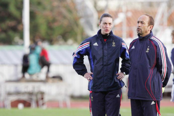 Mercato - Clermont : Corinne Diacre pour remplacer Helena Costa ?