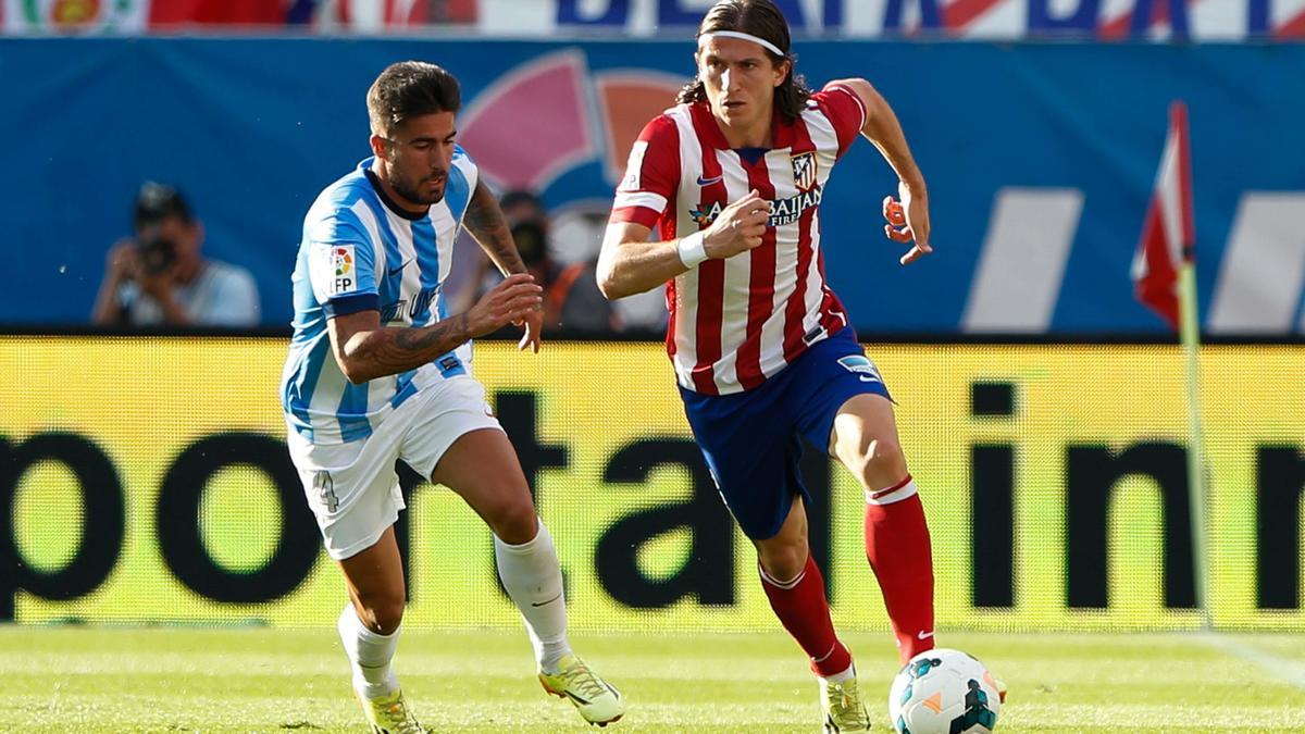 Filipe Luis, Atlético Madrid.
