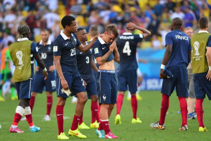 Coupe du monde 2014 coupe du monde br sil 2014 record d audience pour les bleus - Record coupe du monde football ...
