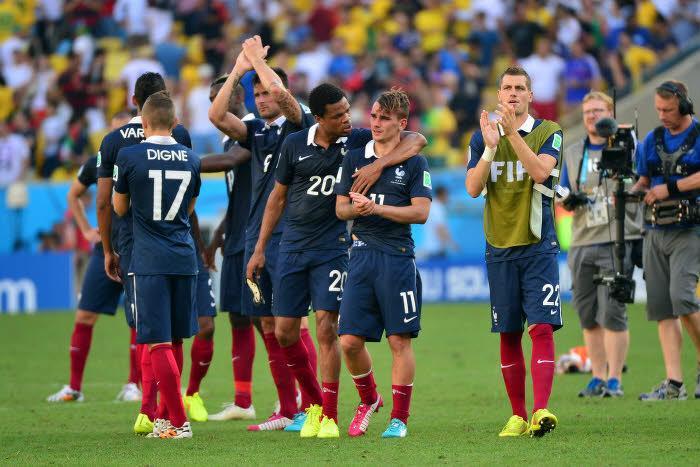 Coupe du monde coupe du monde br sil 2014 les bleus - Coupe du monde france allemagne 2014 ...