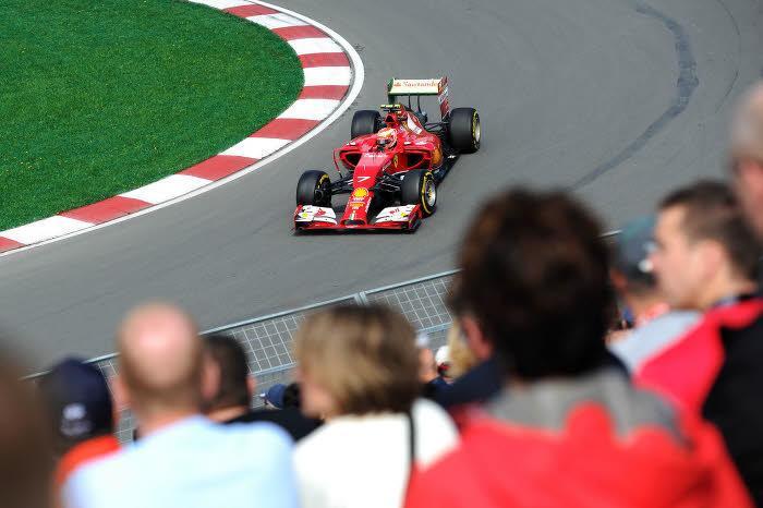 Kimi Raïkkönen, Ferrari